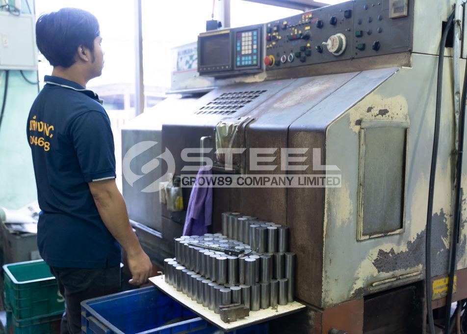 ประเภทของงานที่ต้องใช้กับเครื่องกลึง CNC