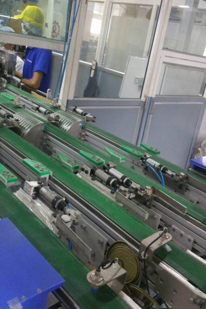 ทำไมระบบนิวเมติกส์ถึงนิยมใช้ในโรงงานอุตสาหกรรม